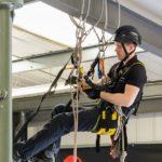 Безопасные методы и приемы выполнения работ на высоте для работников 2 группы