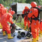 Повышение квалификации по курсу Организация создания, подготовки и применения нештатных аварийно-спасательных формирований